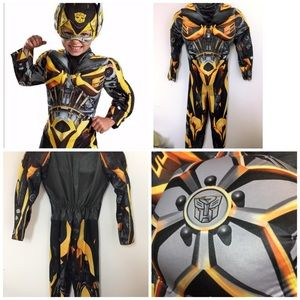 Other - Bumblebee Transformers Toddler Boys Costume